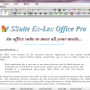 Windows 10 - SSuite Ex-Lex Office Pro 2.32.1 screenshot