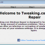 Windows 10 - Tweaking.com - Windows Repair 3.9.23 screenshot