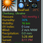 Windows 10 - Weather Monitor 6.1 screenshot