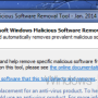Windows 10 - Windows Malicious Software Removal Tool  - 32 bit 5.45 screenshot